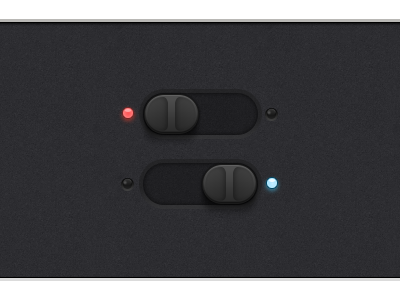 Switch - Free PSD ui switch tits dark ios interface on off led glow button iphone app