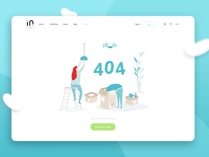 404 404 ux logo app vector ui draw design illustration