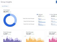 Group Insights Dashboard