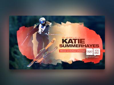 YOG DNA Katie Summerhayes