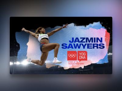 YOG DNA Jazmin Sawyers