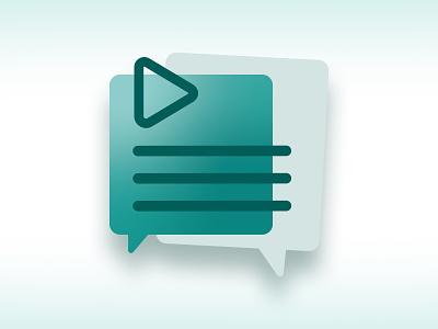 Sustainability communication icon vector london icon ux app design ui visualdesign digitaldesign