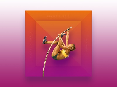 Olympic concept 03 olympic sports design ui visualdesign digitaldesign