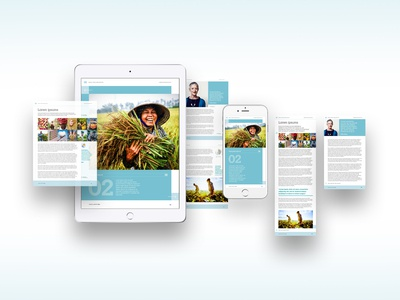 WTO Digital publications template