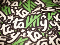 Talllly Stickers