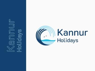 Kannur Holidays - logo design