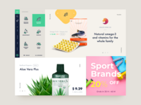 Health Products Store