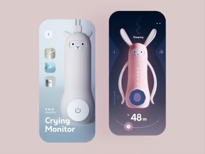 Baby Crying Monitor