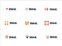 Third logo proposal tryouts