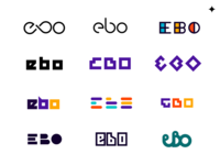 EBO Logo Exploration