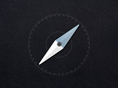 CardCloud Compass screw compass needle searching orientation ios