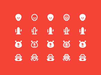 Material 2.0 Icons: More Cinema