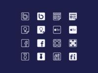 iOS Icons: Free Logos