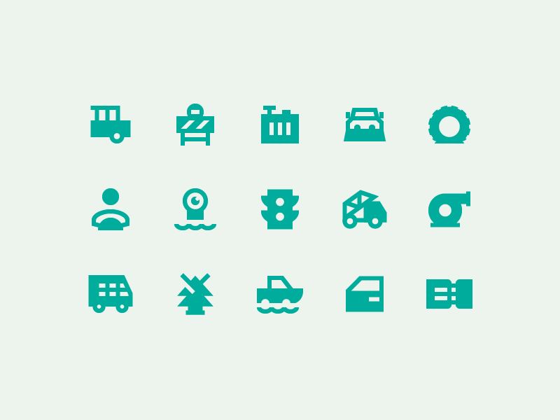 Material Design Sharp: Transport vector stroke transport material ui design icon design illustrator outlined graphic design icon icons8