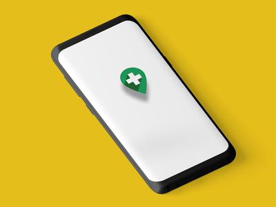 Apteki App Pragmatists smartphone mobile android app medical pharmacy help information website web ux ui android gui clean app