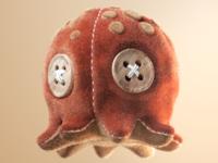 Stuffed Kraken