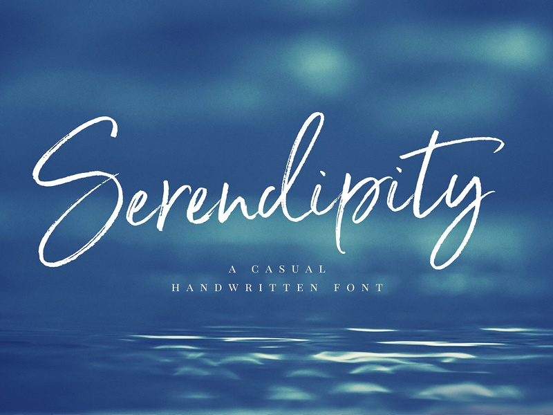 What is Serendipity?
