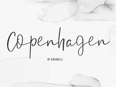 Copenhagen | A Casual Script