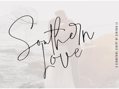 Southern Love Signature Script