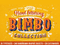 BIMBO • Hand Lettering Collection