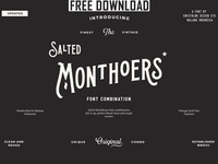 Salted Monthoers - FREE DOWNLOAD
