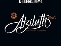 Atziluth Script - FREE DOWNLOAD