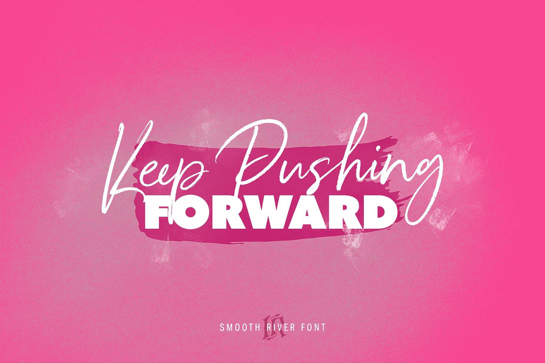 02 keeppushing