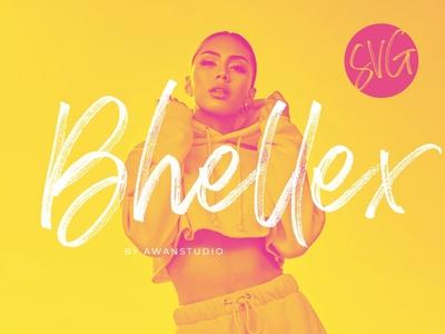 Bhellex SVG Font
