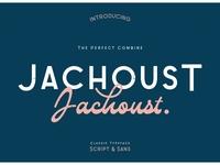 Jachoust Font Duos