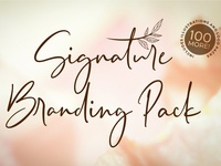 Signature Branding Pack