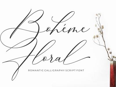 Intro Sale 50% Off - Boheme Floral