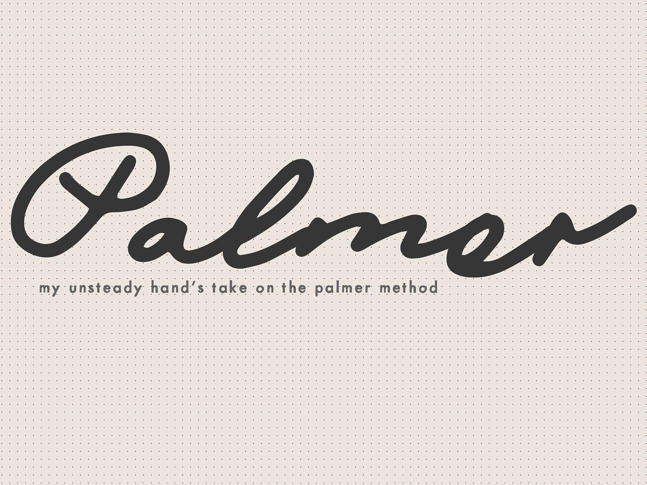 Download Free Premium Font - Mix Palmer by Fonts Collection on Dribbble