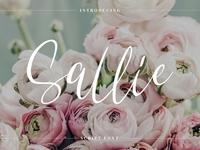 Sallie Script