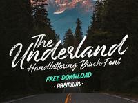 Free Premium Download - Underland Script