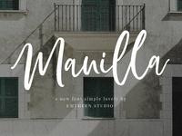 Manilla Script
