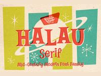 VVDS Halau Serif