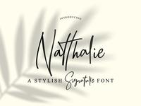 Natthalie Signature