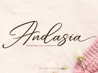 Andasia Script