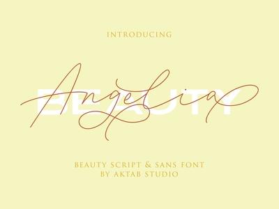 Angelia Font Duo