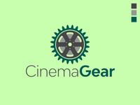 Cinema Gear - Logo Concept