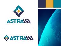 Astra Via Logo