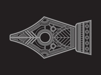 Ornate Pen tool