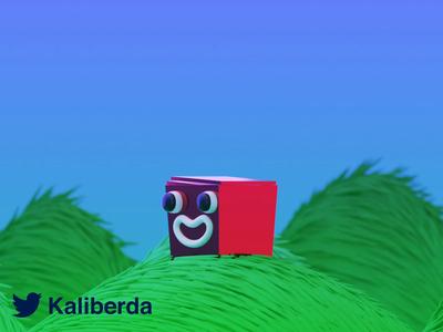 Nimoro video dumpling character b3d 3d animation stay home