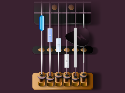 Scroll to the future guitar scroll