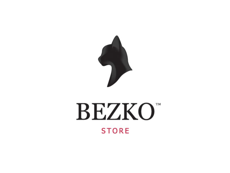 Bezko brand cate logo