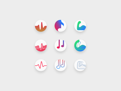 Instragram highlights round icons highlights instagram icons