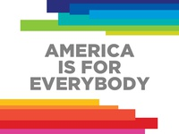 America is for everybody