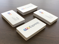 Espress Labs Business Cards