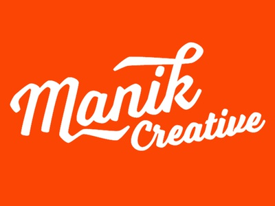 Manik Creative Logo