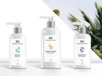 Skincare Product Packaging